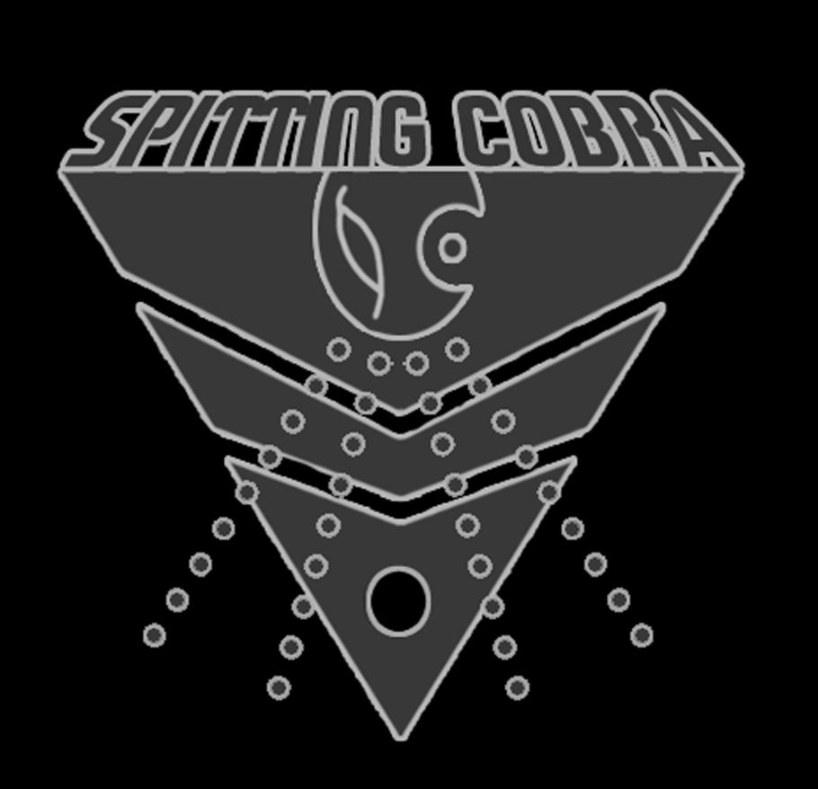 Cobra clipart spitting cobra. By doubleachen on deviantart