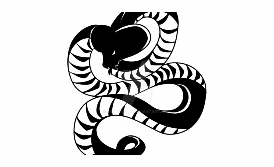 Cobra clipart tribal. Art elapidae free png