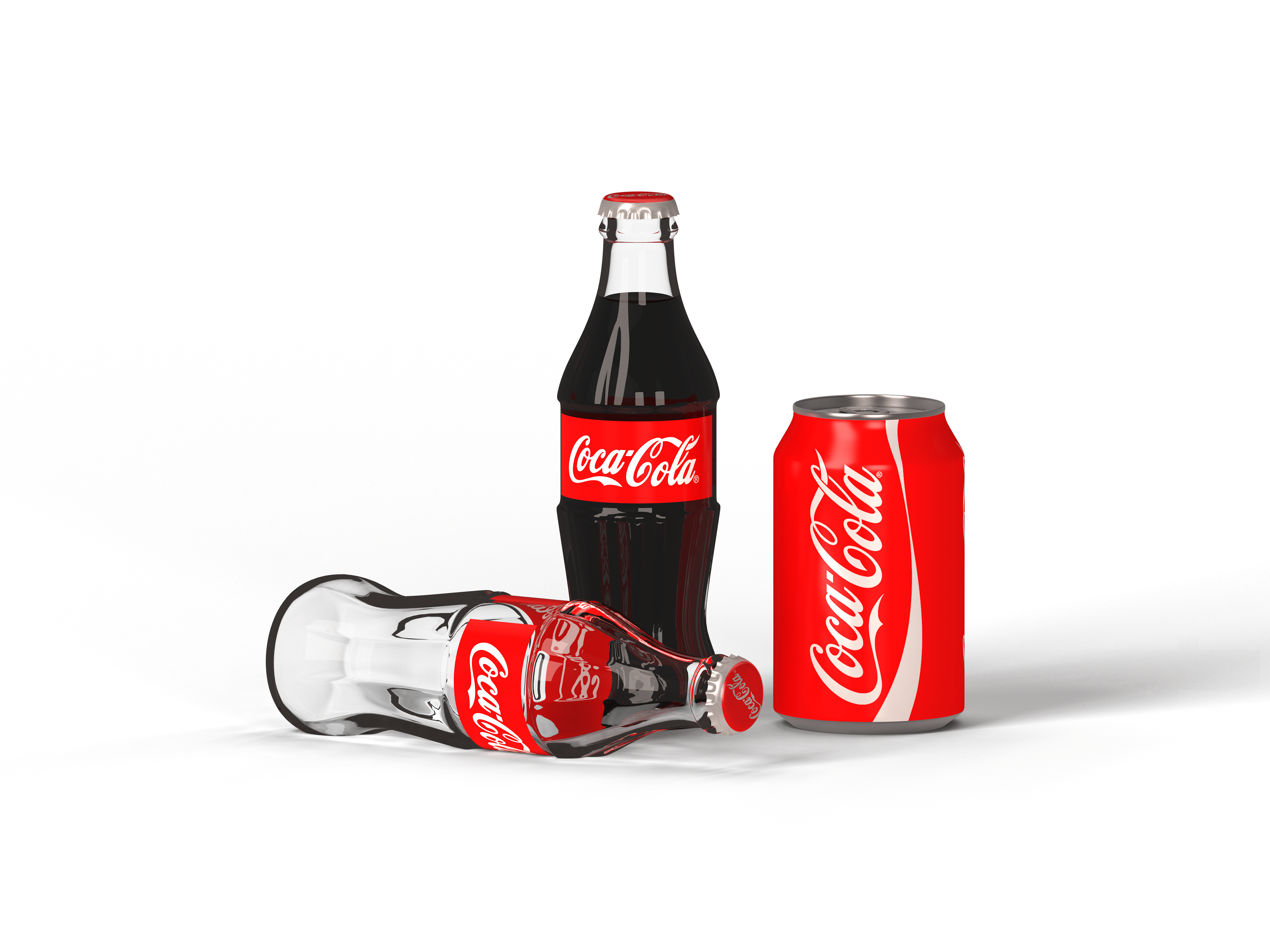 Can and by mfastudio. Coca cola bottle png