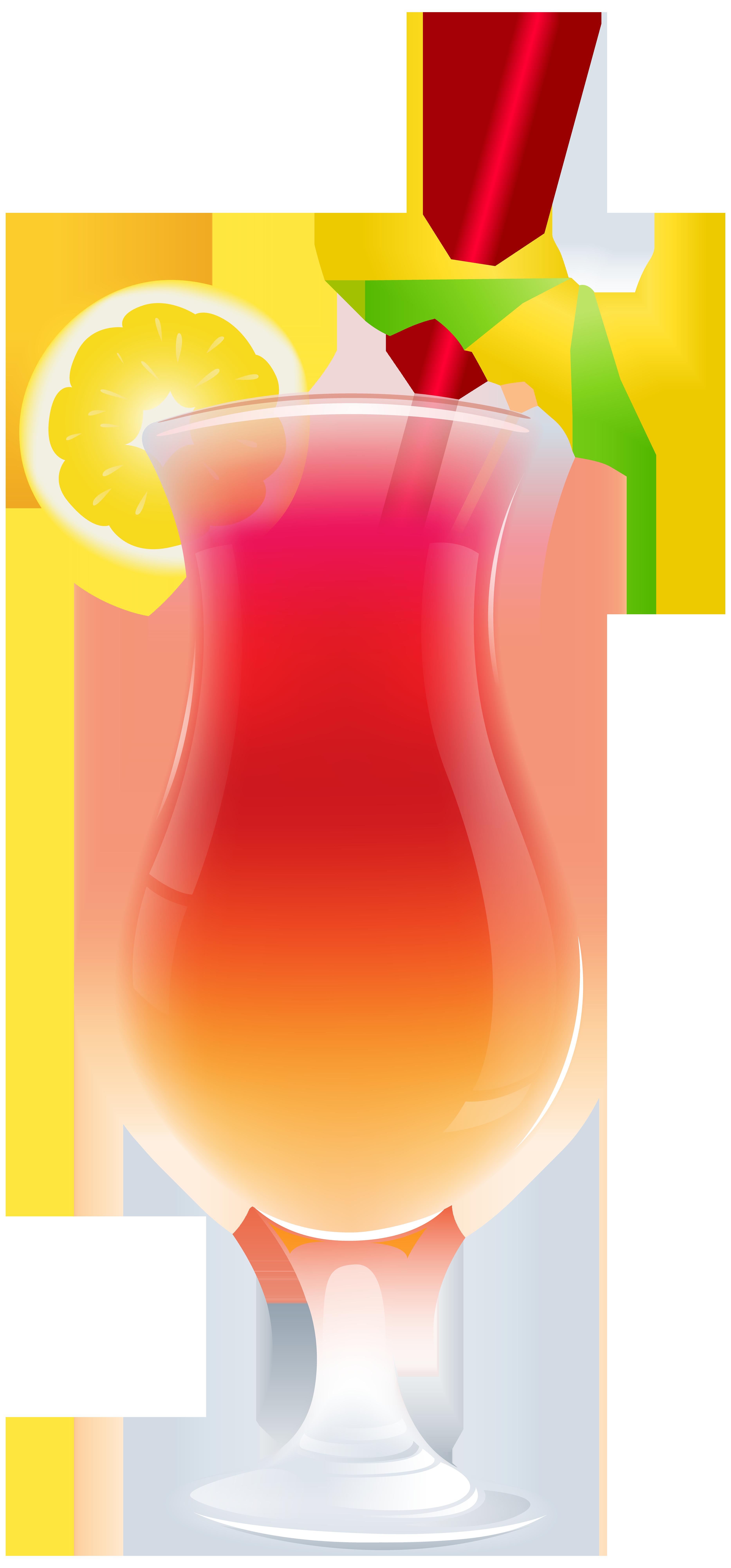 Cocktail clipart. Summer png clip art