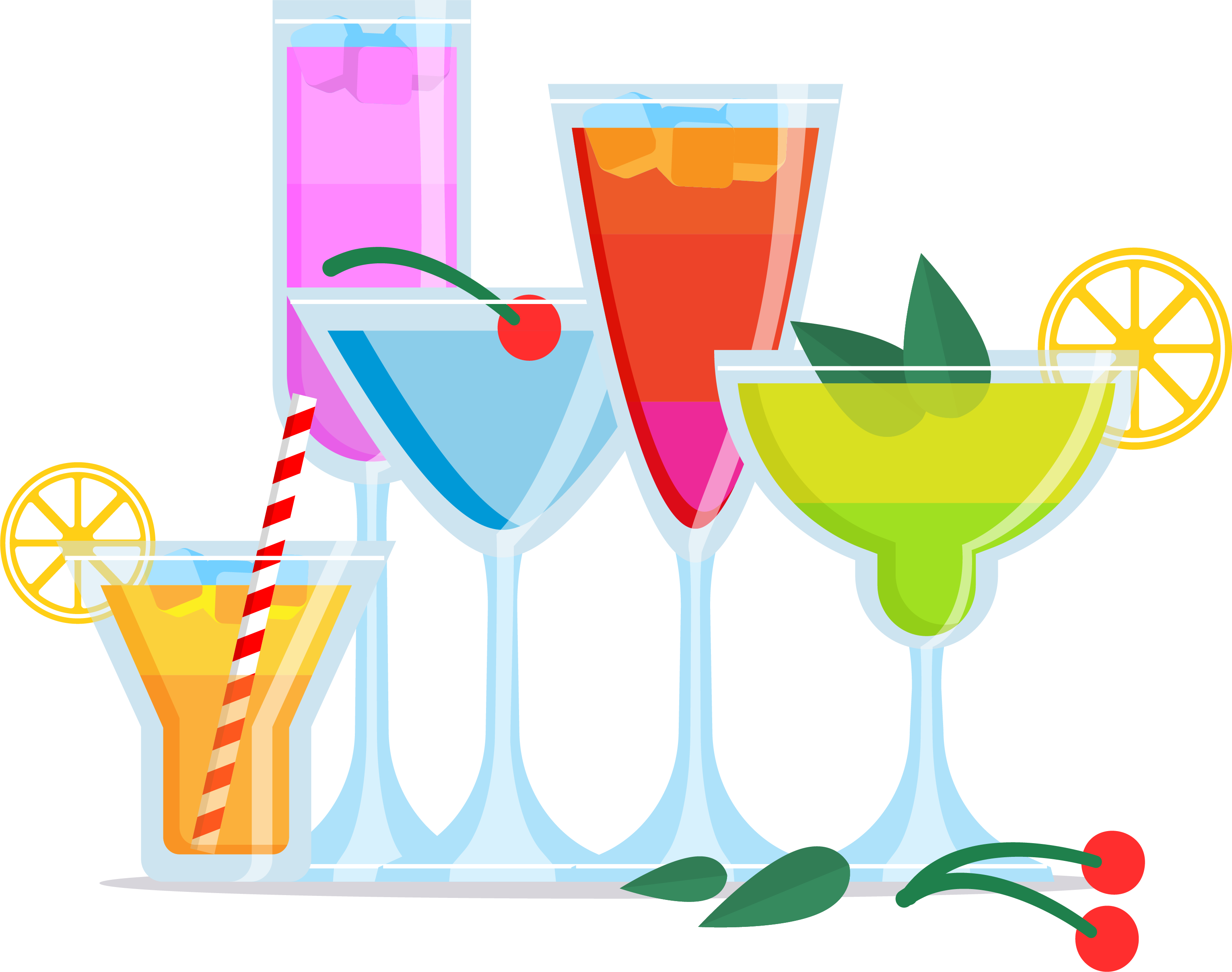 Garnish juice glass clip. Cocktail clipart beer wine