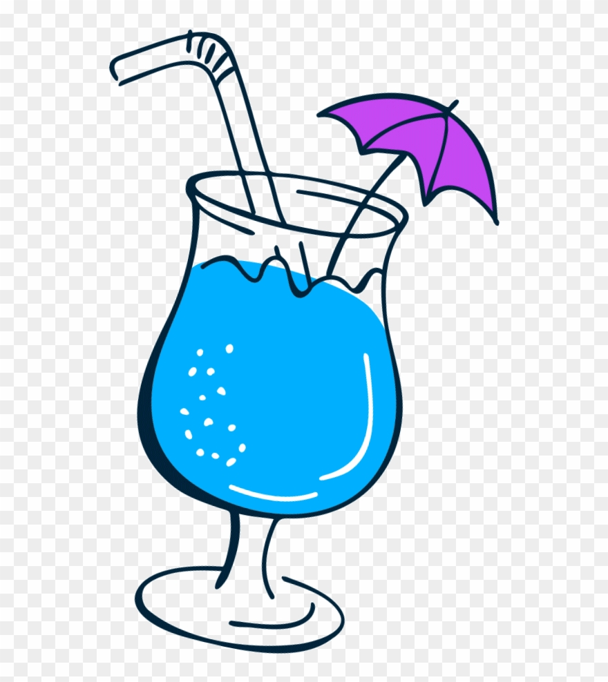 Drink clipart blue cocktail. Lagoon png download