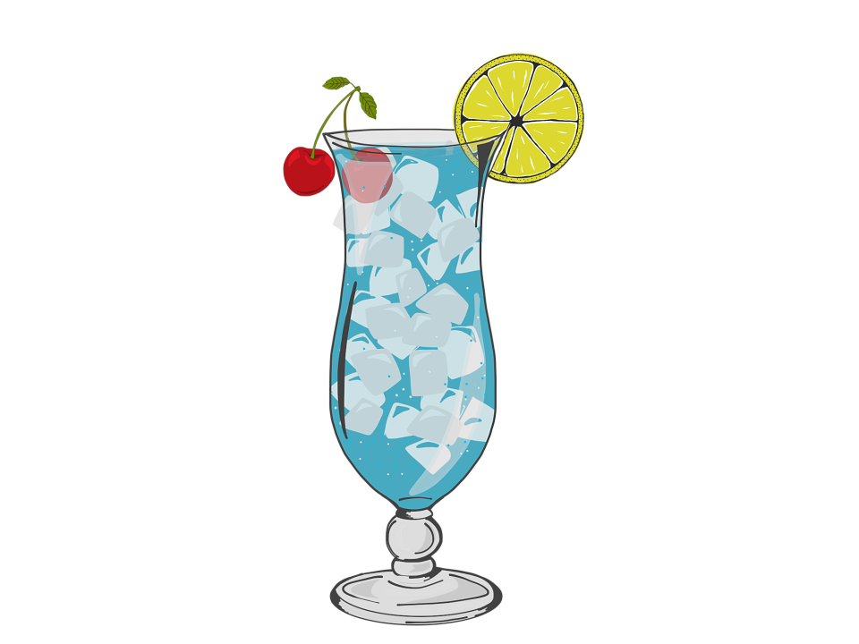 Cocktail range for more. Cocktails clipart blue lagoon