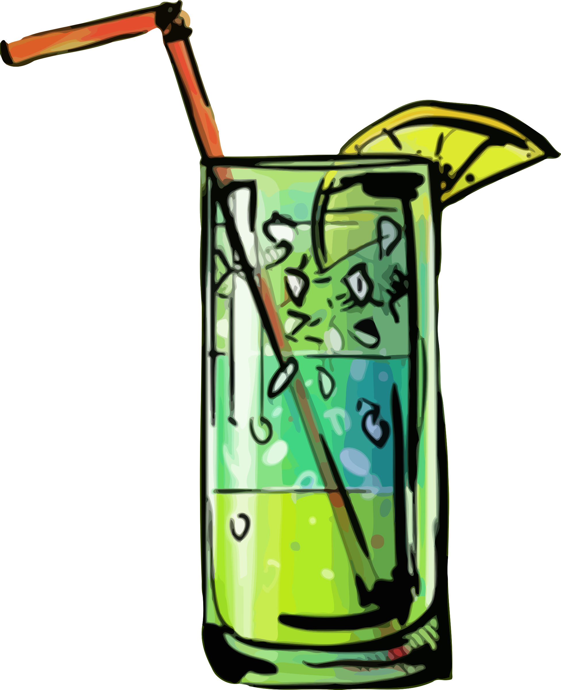 Cocktails clipart blue lagoon. Cocktail big image png