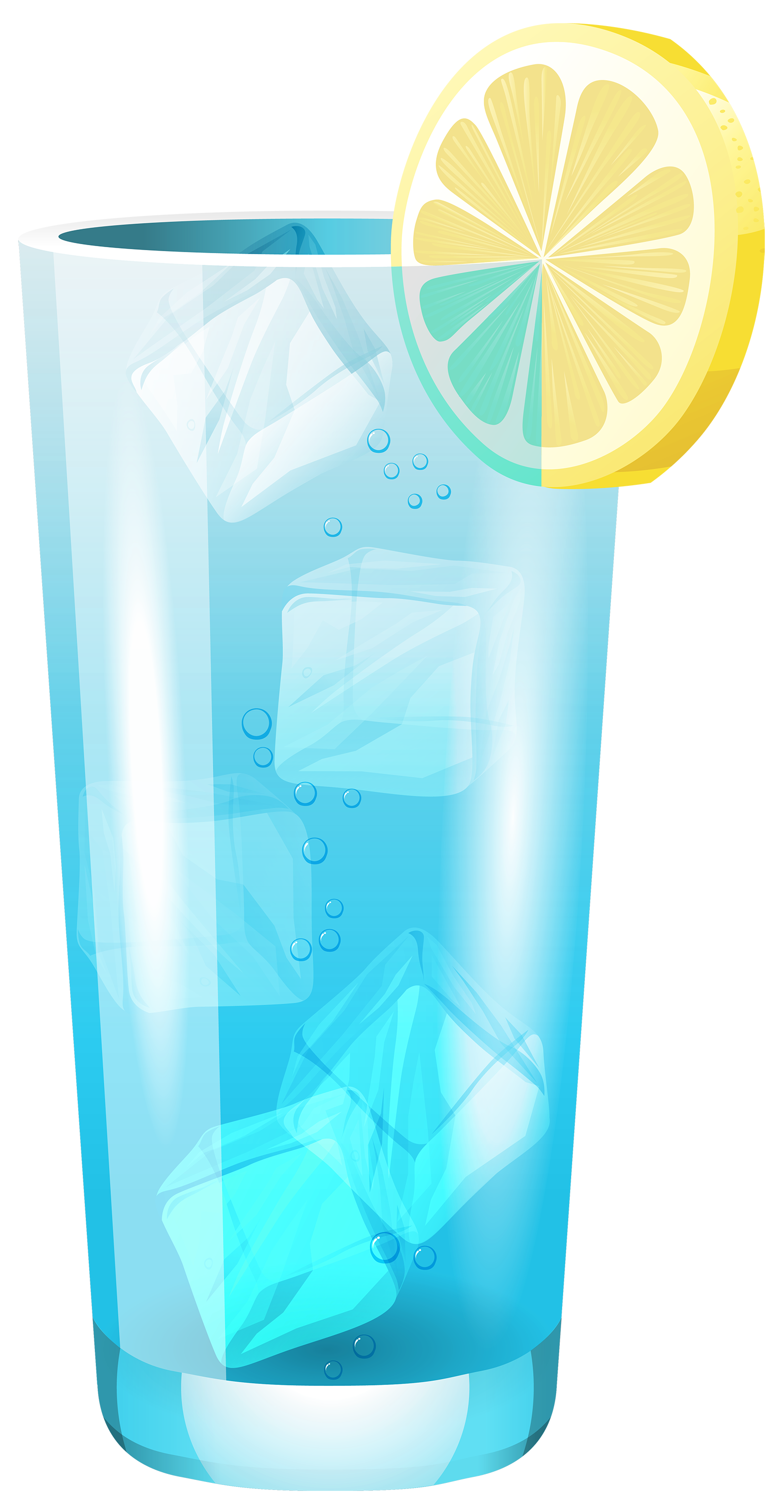 Drink clipart ice drink. Transparent blue cocktail png