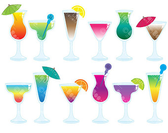 Cocktails clipart mix drink. Free cocktail pictures download