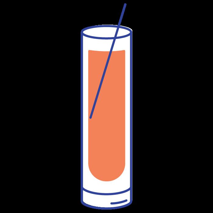 Cocktails clipart bourbon glass. Shrub cocktail drink recipes