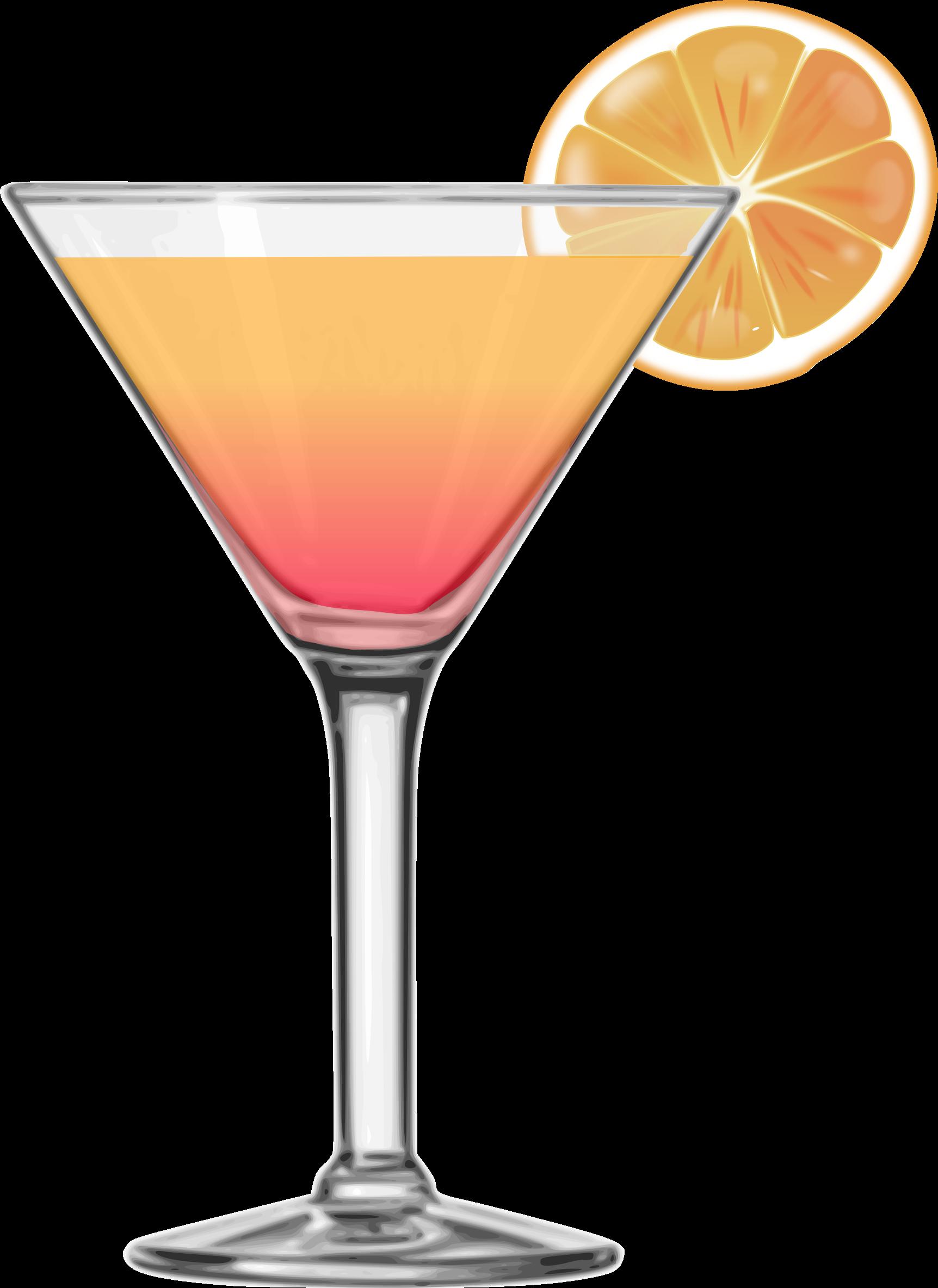 Cocktails clipart cocktail menu. Tequila sunrise big image