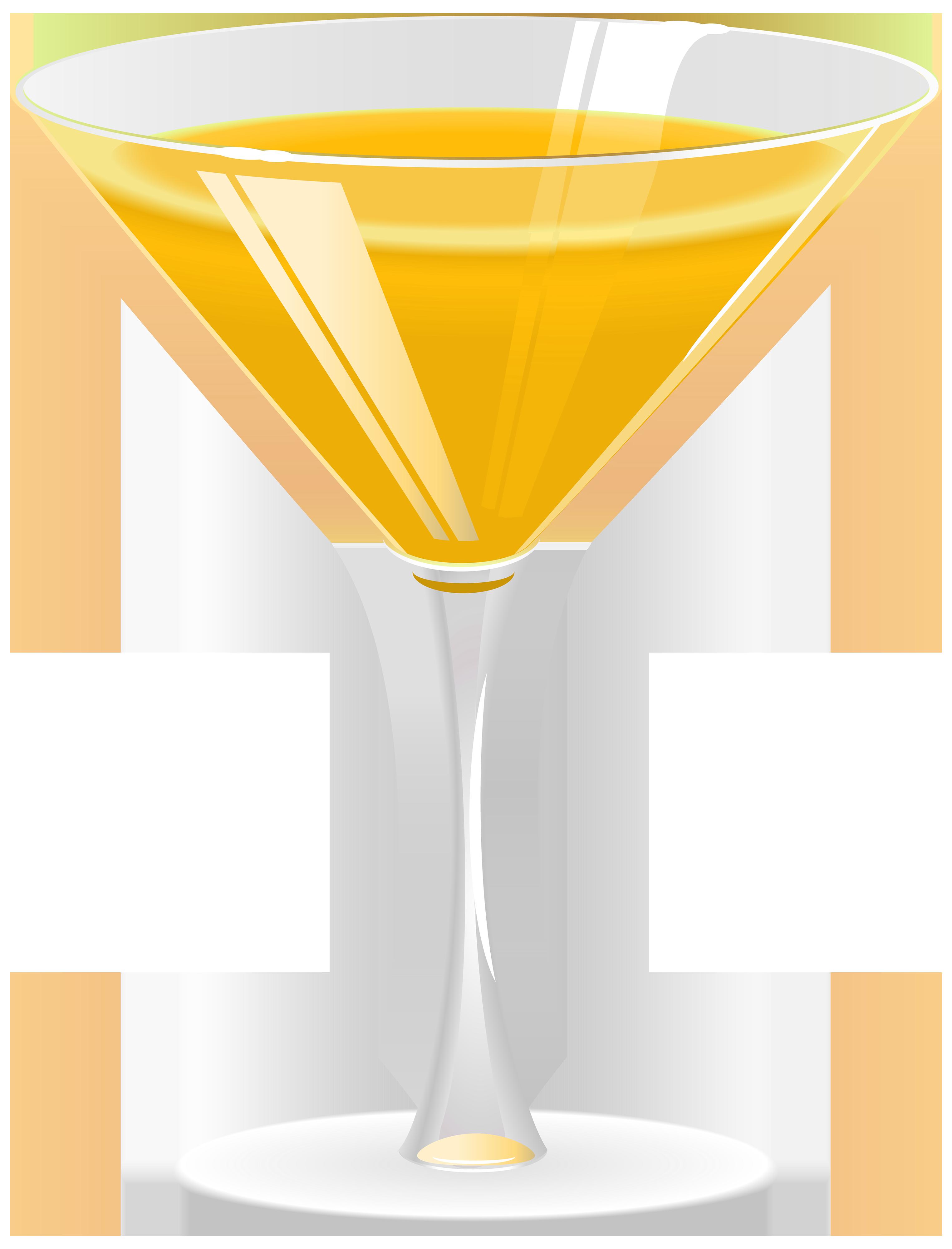 Drinks clipart bar drink. Cocktail orange png best