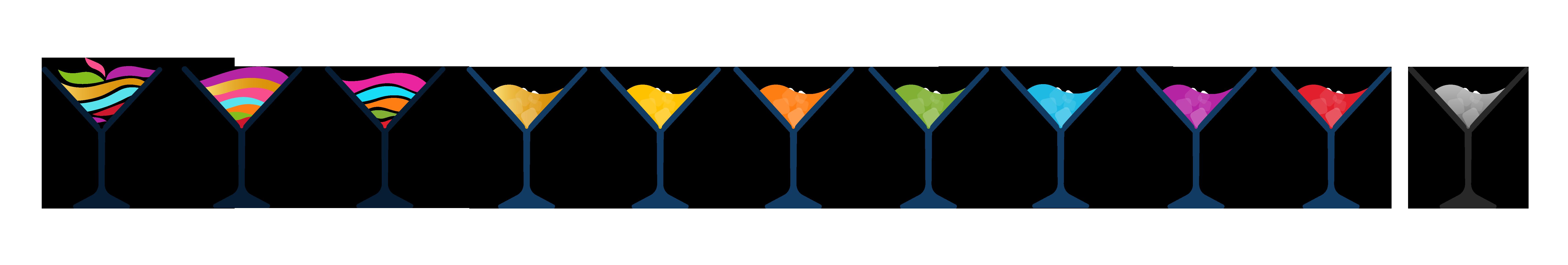 Snowy river cocktail salt. Cocktails clipart margarita glass
