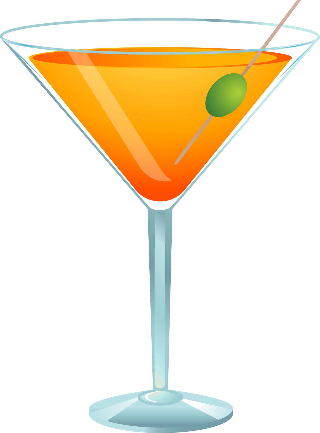 collection of martini. Cocktail clipart cocktail shaker