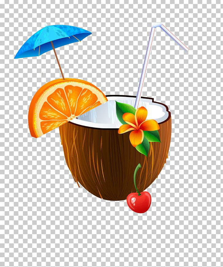Cocktail clipart coconut. Water milk png alcoholic