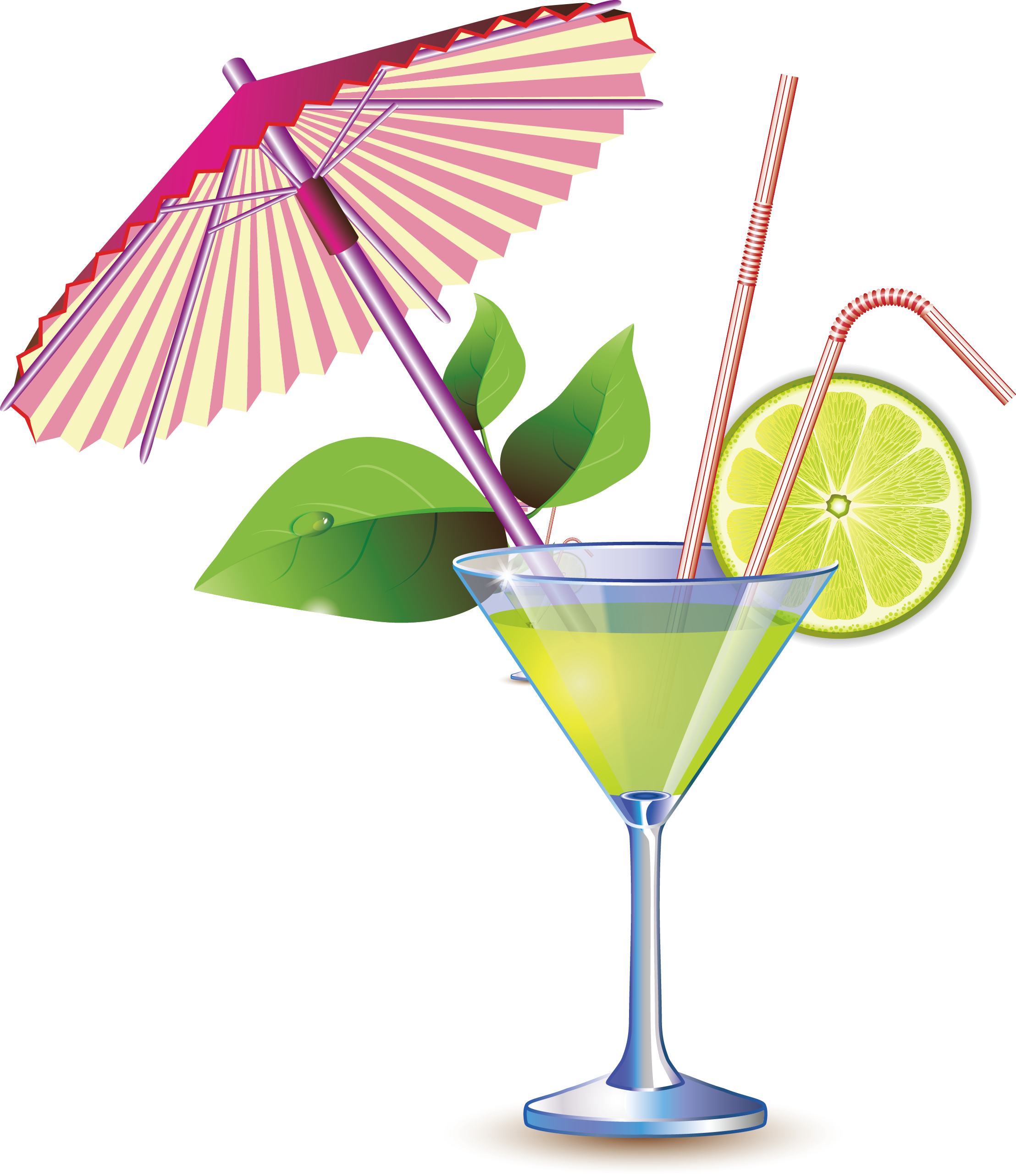 Cocktail orange juice clip. Cocktails clipart pineapple drink