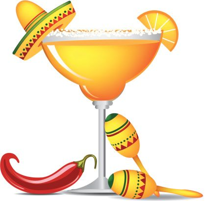 Cocktail clipart drink mexican. Margarita clip art image