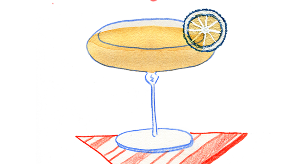 How to make the. Cocktails clipart welcome drink