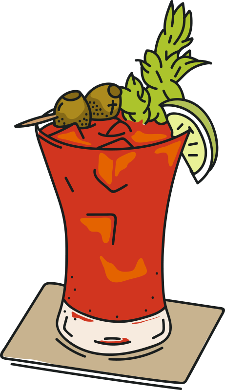 Cocktail clipart drink mexican.  hangover cures from