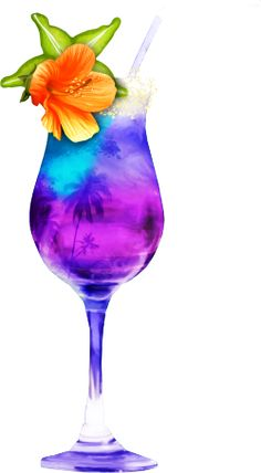 Cocktails clipart exotic. Cocktail free download best