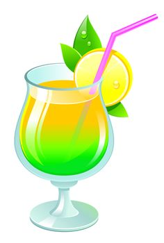 Cocktails clipart welcome drink. Exotic summer cocktail png