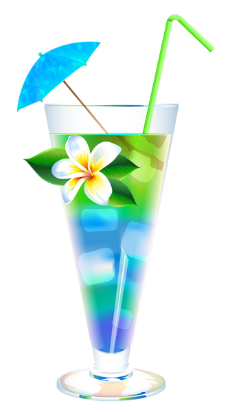 Pin by f on. Cocktails clipart cool drink