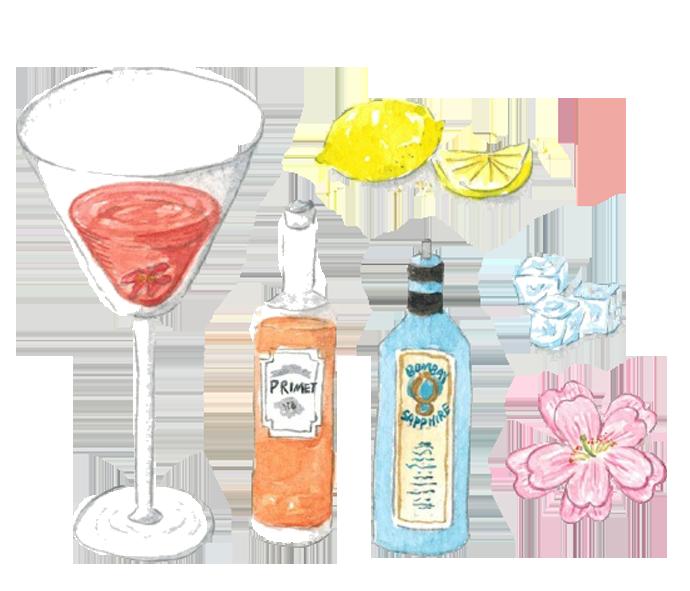 Cocktails clipart gin. Bodeguita del medio and