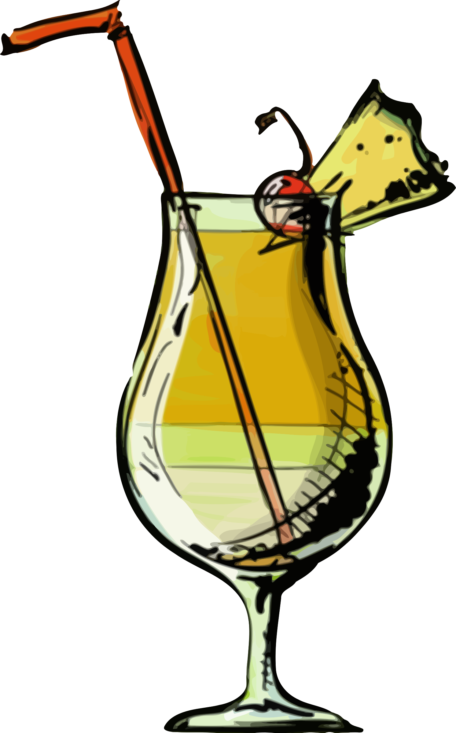 Cocktail clipart holiday cocktail party. Pina colada icons png