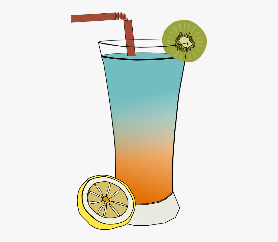 Lime drink free cliparts. Cocktail clipart juice