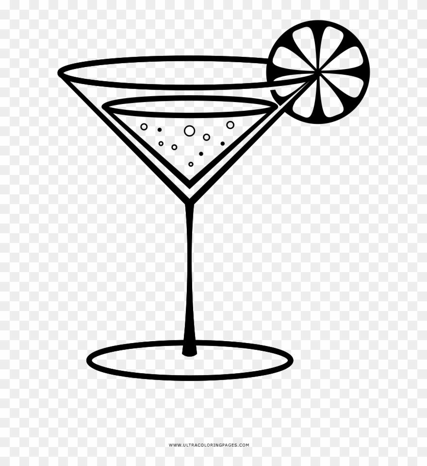 Garnish . Cocktail clipart martini