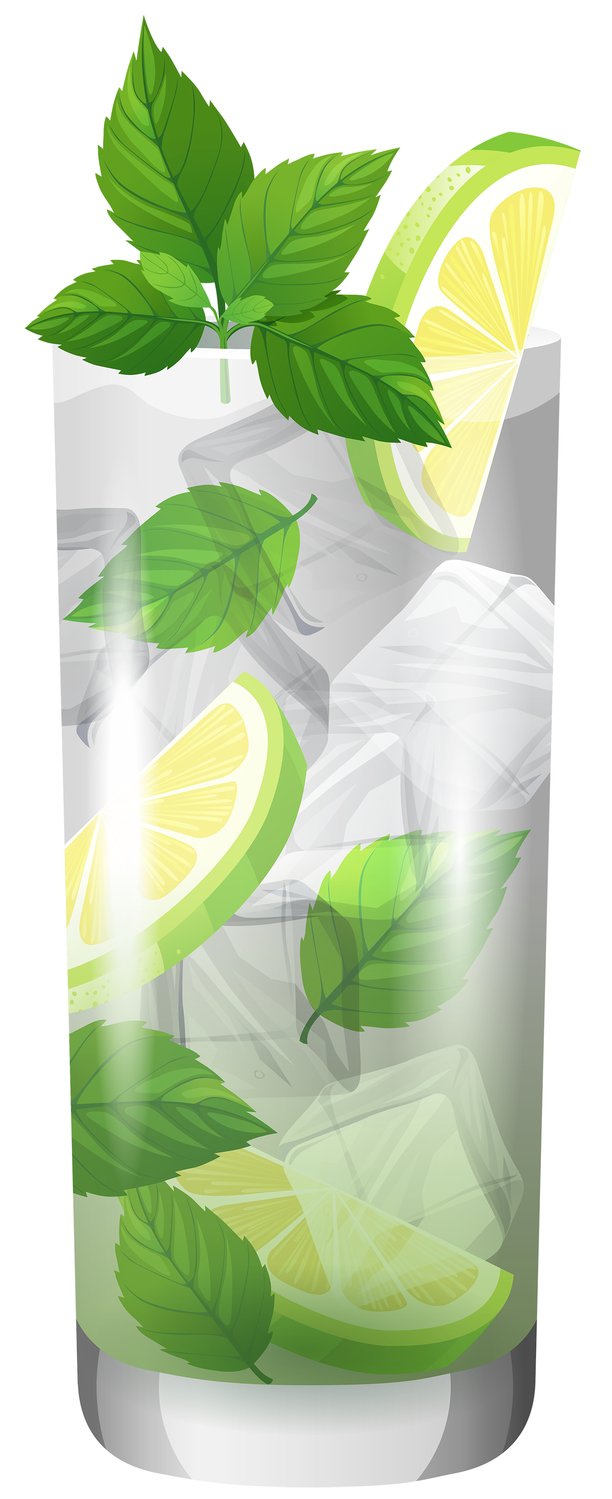 Cocktail clipart mojito. Transparent png best web