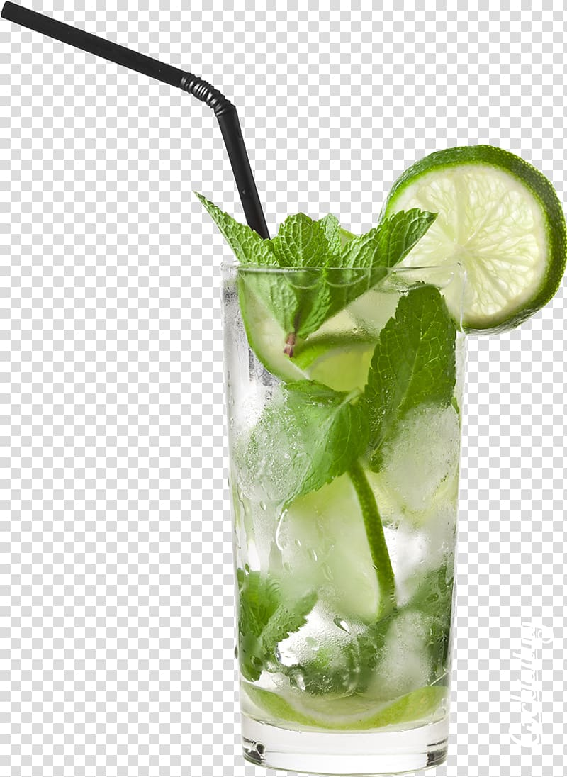 Cocktail clipart mojito. Of juice fizzy drinks