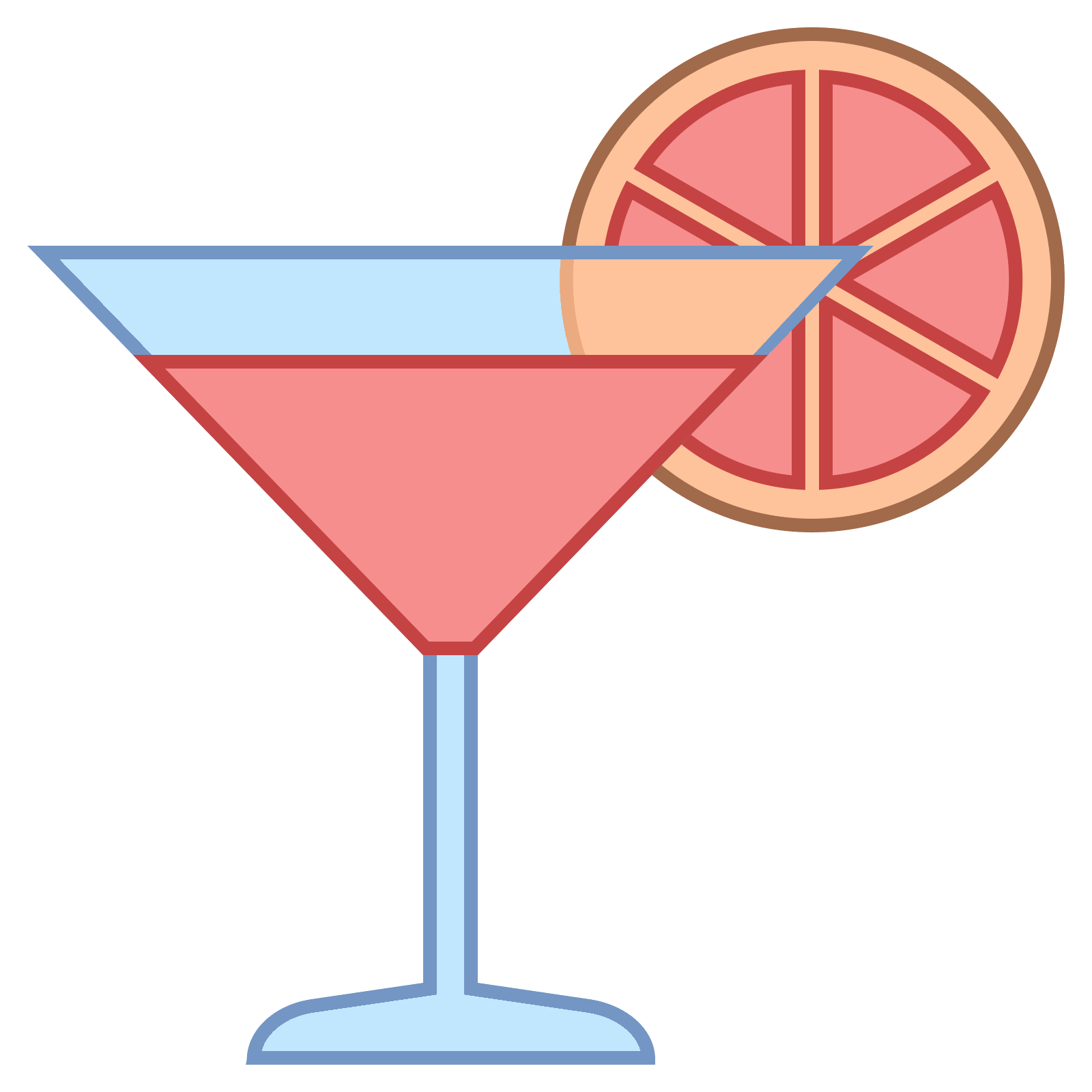 Juice pink lady clip. Cocktail clipart mojito