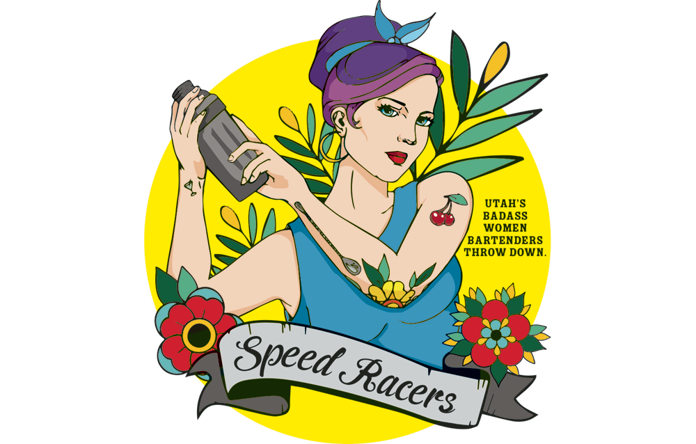 Speed racers cover story. Cocktail clipart mojito