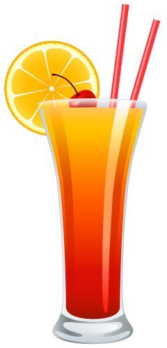 Drinks clipart mix drink. Pin by rini r