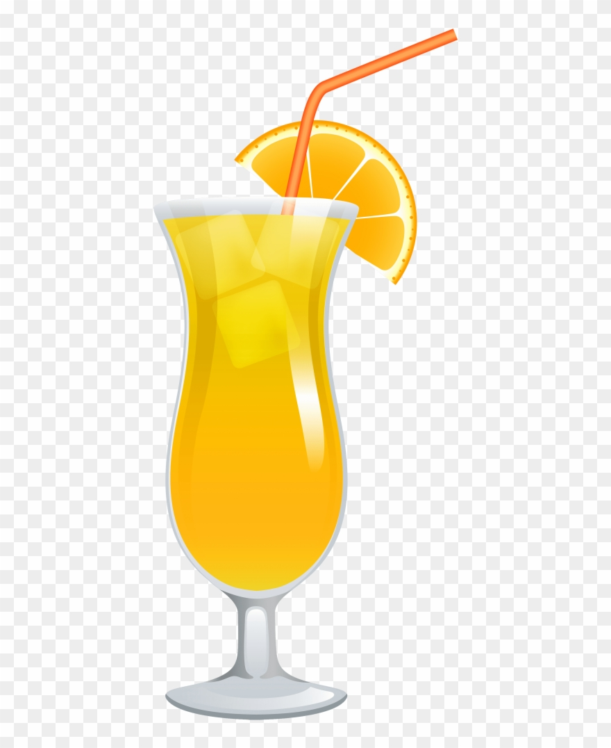 Cocktail png free images. Screwdriver clipart orange