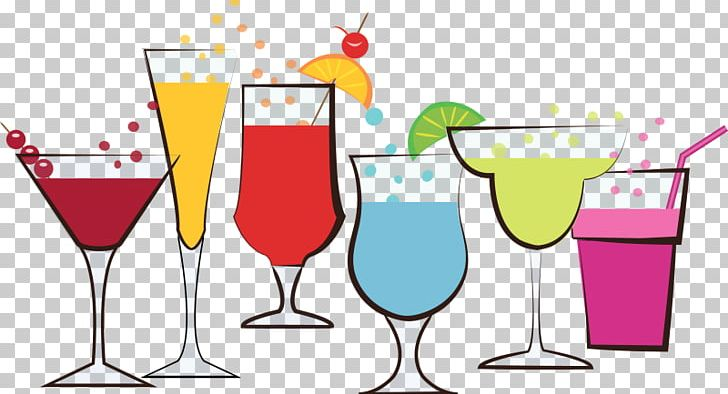 Alcoholic png . Cocktail clipart party drink