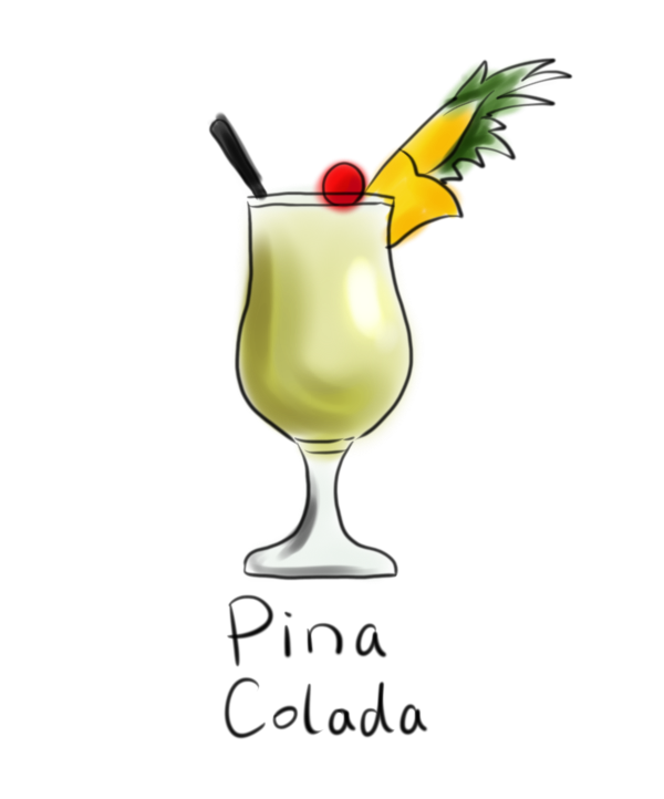 Coolka cocktail making robot. Shot clipart mixed drink