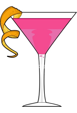 Free cliparts download clip. Martini clipart pink cocktail