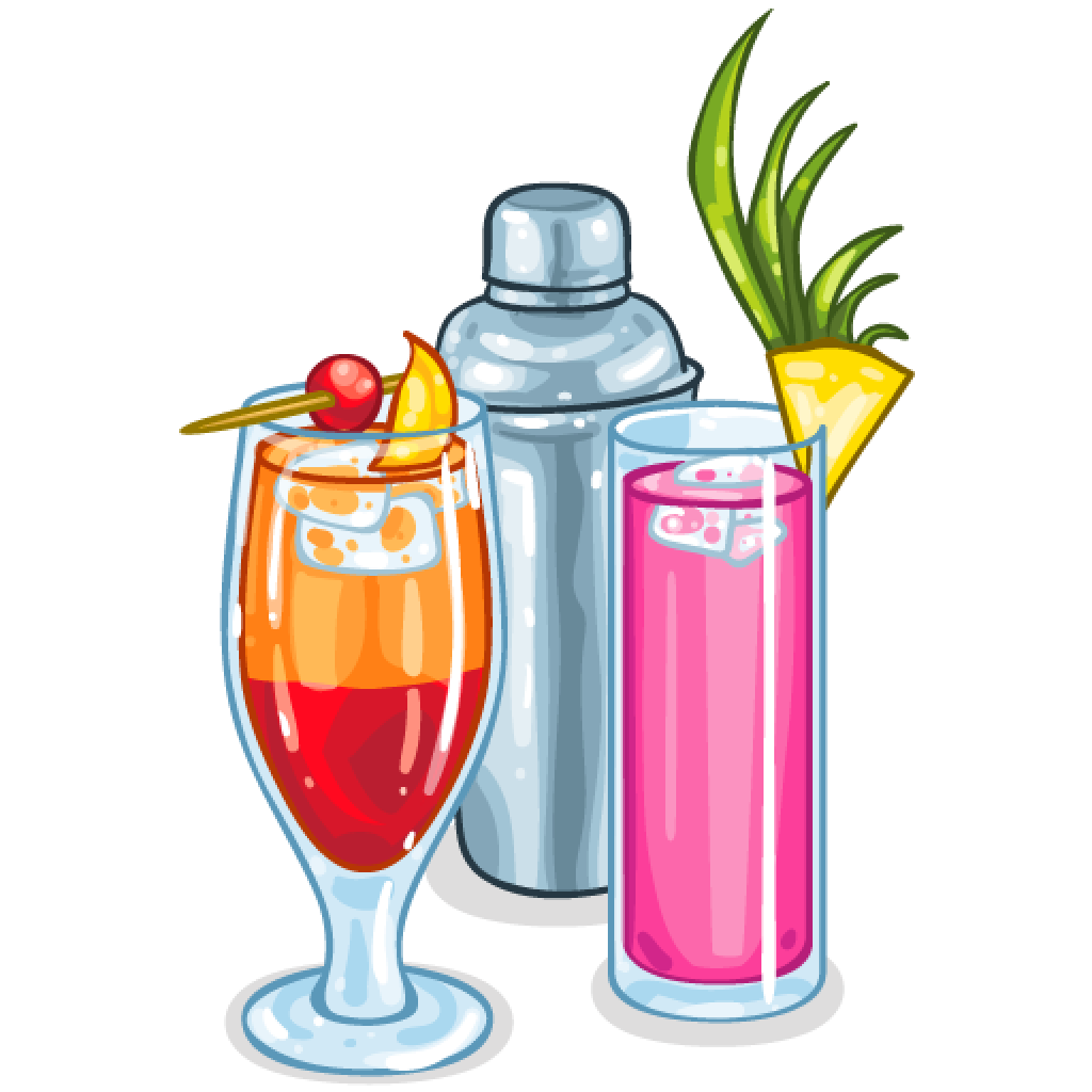 Item detail cocktails itembrowser. Cocktail clipart punch drink