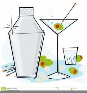 Free images at clker. Cocktail clipart retro cocktail