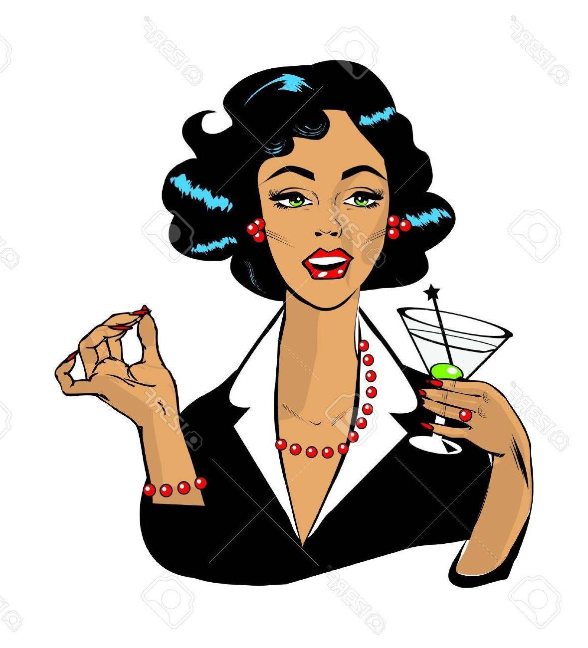 Cocktail clipart retro cocktail. Best hd clip art