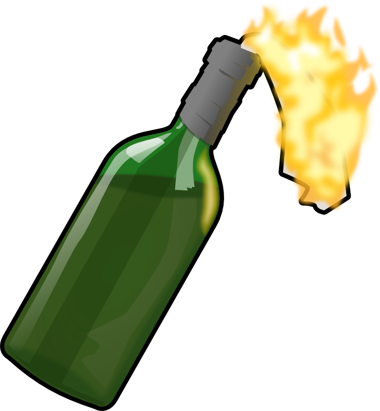 Cocktail clipart royalty free. Molotov clip art library
