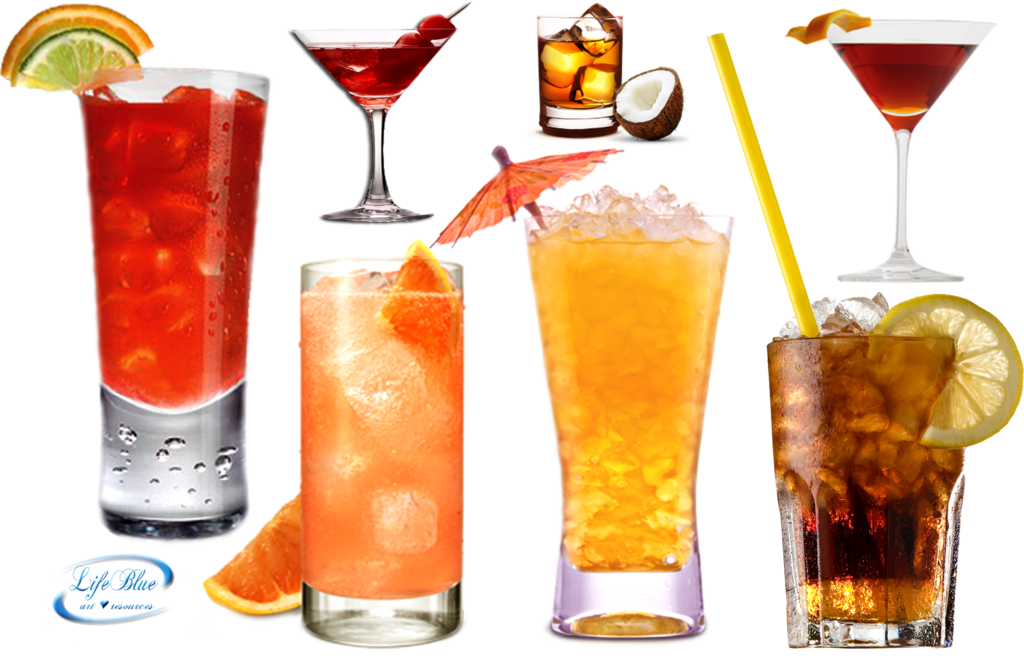 Delicious drinks png by. Cocktail clipart rum punch