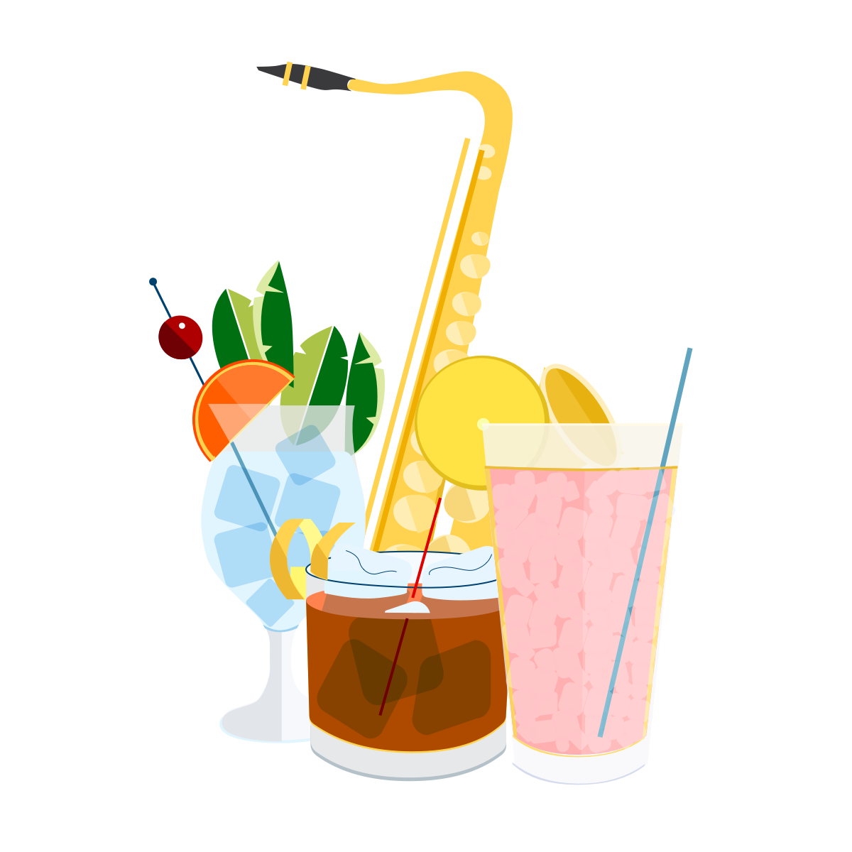 Cocktail clipart rum punch. Crafty craft a better