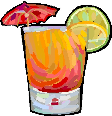 Cocktail clipart rum punch. Recipe fat cat habanero