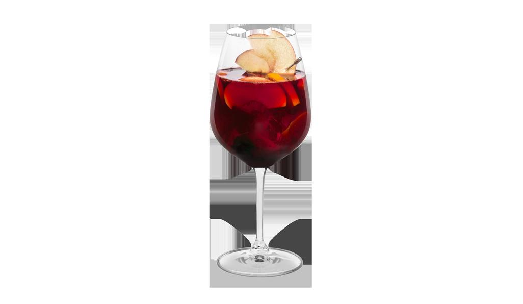 Alcohol. Cocktails clipart sangria glass