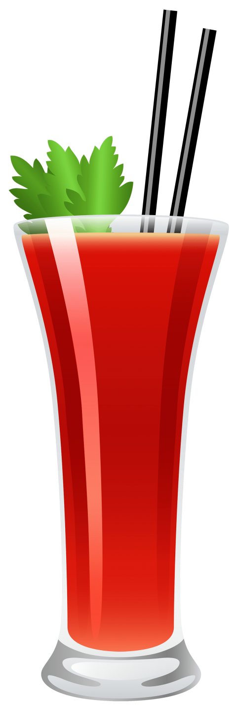 Bloody mary png free. Cocktail clipart screwdriver