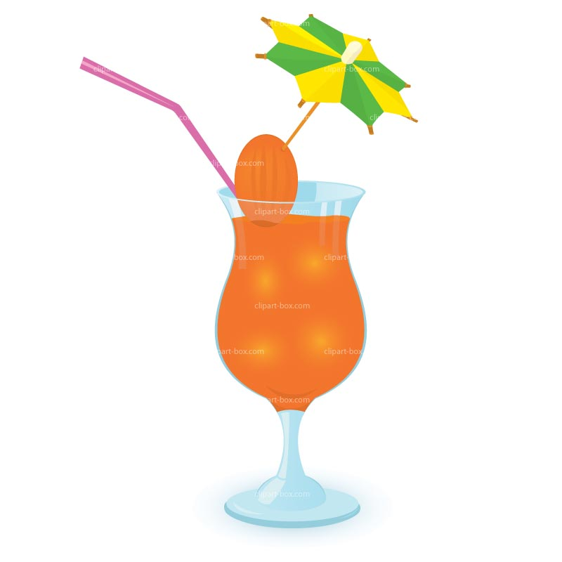 clipartlook. Cocktail clipart sharbat
