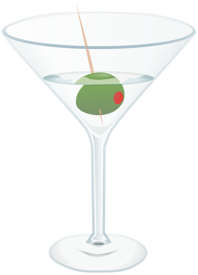 Engagement clipart wedding cocktail. Martini clip art free
