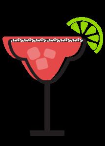 margarita clipart strawberry margarita