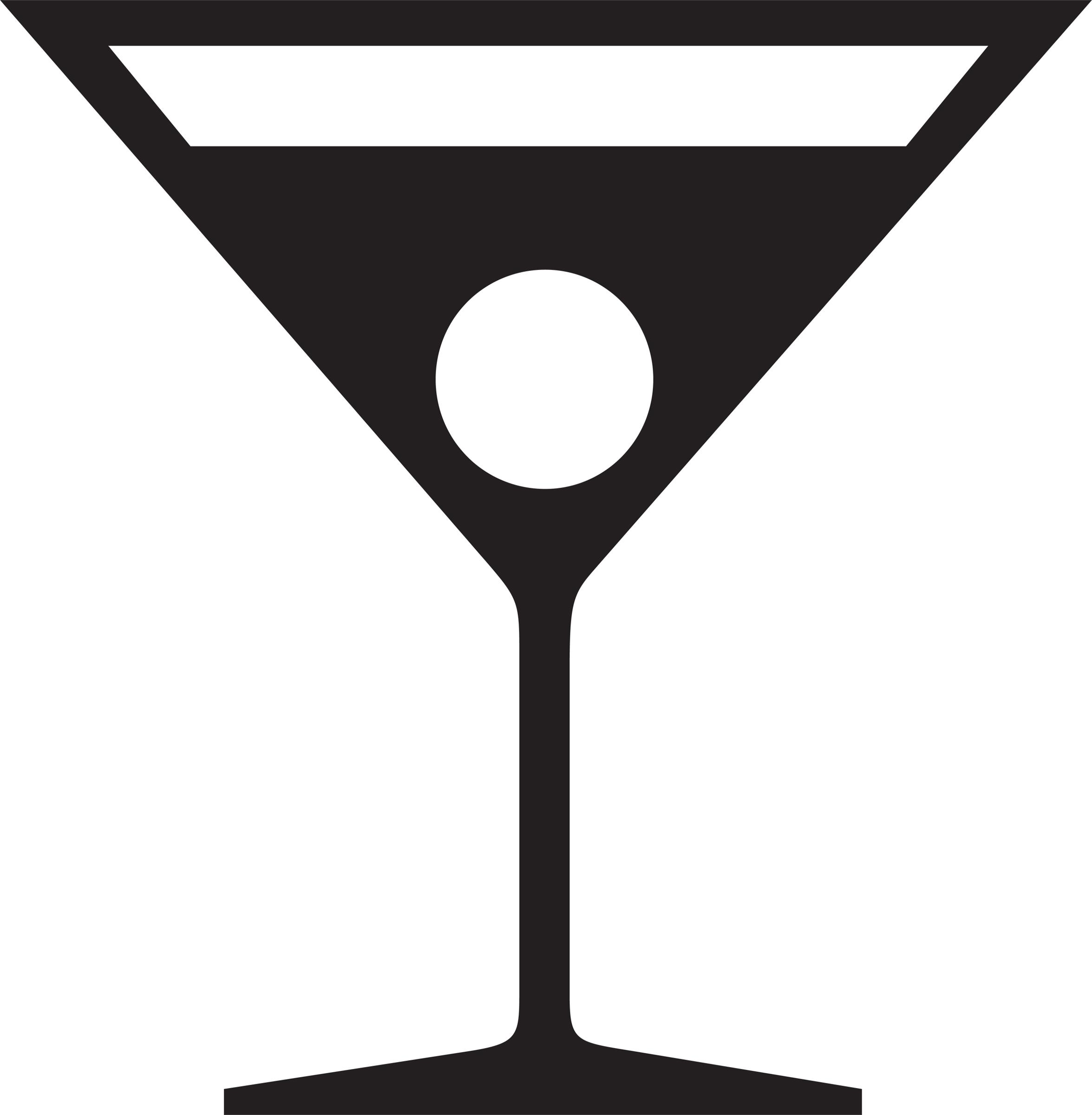 Free clip art download. Margarita clipart martini glass
