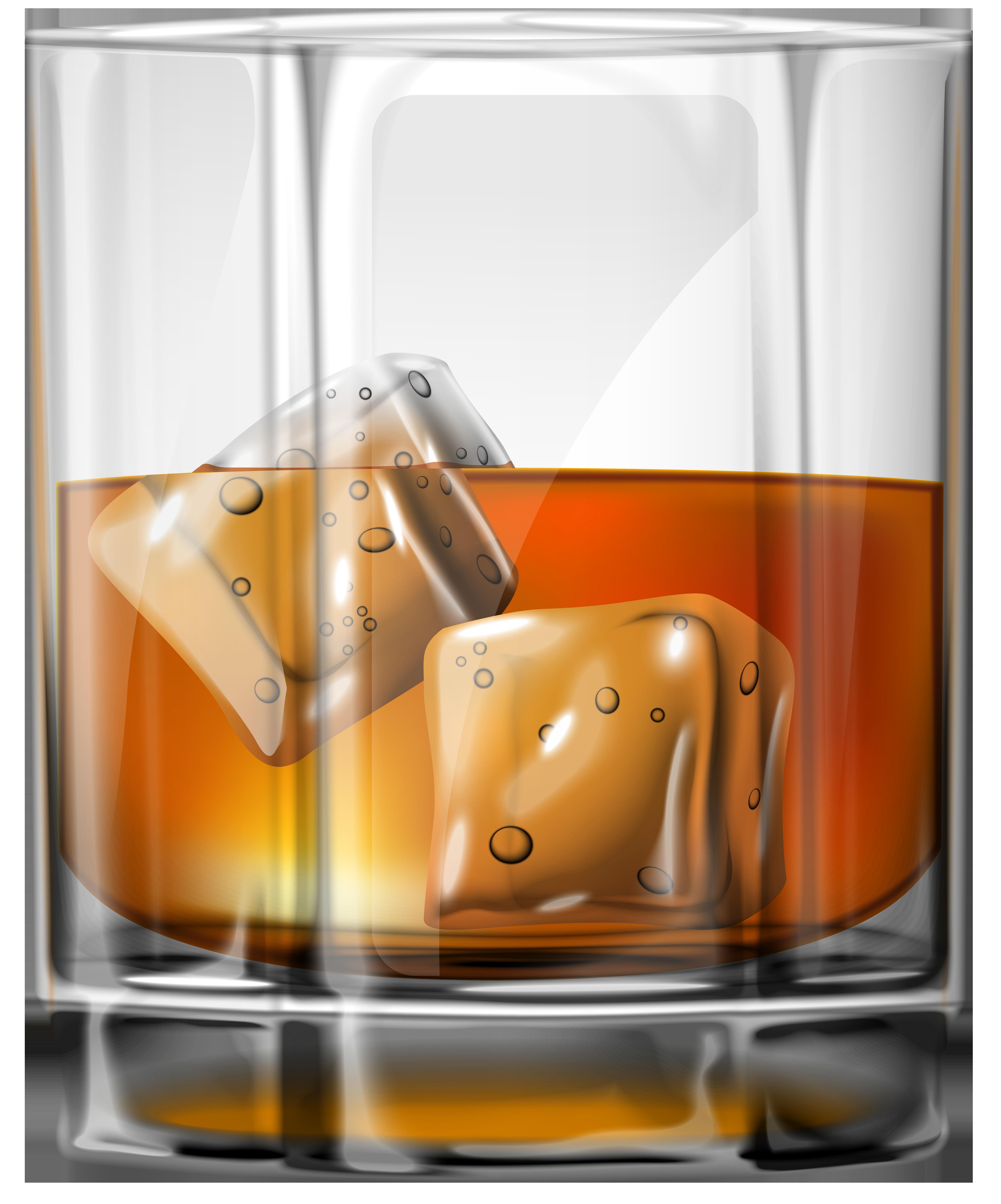 Scotch whisky irish distilled. Glass clipart whiskey